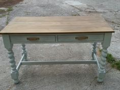My very first piece of furniture I painted this is where it's all stemmed from by To@stonesinteriors