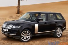 Land Rover Range Rover (2013) wife's dream  car ~ gift fr my hubby~