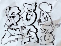 graffiti-alphabet-s