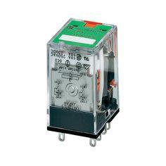 Steckbares Industrierelais REL-IR Phoenix Contact REL-IR/L-230AC/2X21 2 Wechsler 5 mA