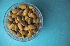 Almonds | 28 Vegetarian Sources Of Protein That Will Keep You Feeling Full And Satisfied