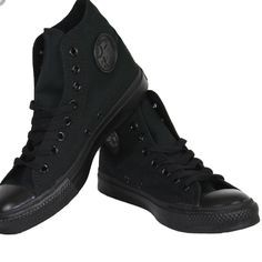 122b650d7f 7 Best All black high top converse outfit images | Casual outfits ...
