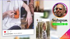 Instagram Promo 3D Gallery  • After Effects Template • See it in action ➝ https://videohive.net/item/instagram-promo-3d-gallery/18135673?ref=pxcr