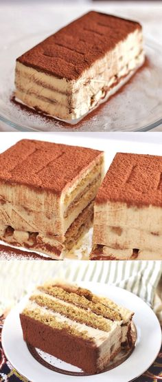 Guilt-Free Tiramisu from scratch and no-bake... seriously!