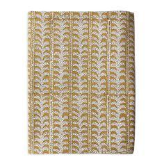 Walter G Wholesale Portal - AUS - Luxor Saffron cotton tablecloth 150x280cm Cotton Napkins, Napkins Set, Boutique Design, A Boutique, Teal Cushions, Printed Linen, Egyptian Art, Luxor, Home Textile