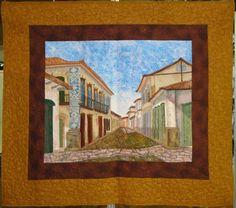 Festival Brasileiro de Quilt e Patchwork em Gramado  Paraty , Maria Lucia Azara