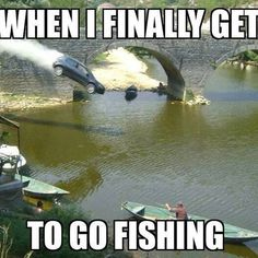 You are in the right place about gone Fishing Humor Here we offer you the most beautiful pictures ab Fishing Life, Gone Fishing, Carp Fishing, Fishing Stuff, Crappie Fishing, Fishing Boats, Sport Fishing, Fishing Reels, Kayak Fishing