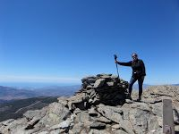 Cerro del Almirez,Pepita Estévez