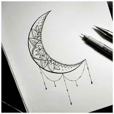 Amazing beautiful moon