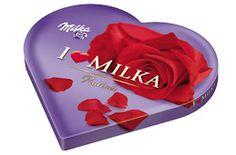 I Love Milka Chocolade (klein)