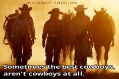 #thebestcowboysaren'tcowboysatall