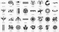 tatuajes precolombinos sus significados de colombie - Recherche Google
