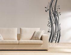 Vinilos, una muy buena opción para decorar en el interior del lugar a habitar.