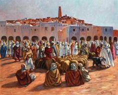 The Orientalist Feed Golden Circle, Maurice, Fantasy Inspiration, City Art, Places Around The World, Oeuvre D'art, Middle East, Les Oeuvres, Sheep