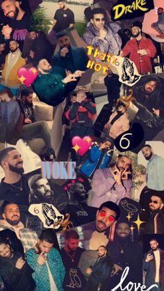@prvncessselena ✨ Drake Iphone Wallpaper, Drake Wallpapers, Rap Wallpaper, Celebrity Wallpapers, Cute Wallpapers, Wallpaper Backgrounds, Iphone Backgrounds, Drake Fashion, Drake Drizzy