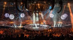 Muse live in Koeln