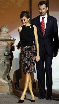 ¡Los mejores looks de Letizia en 2011!