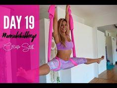Day 19 Circus Seat - Aerial Challenge - Margie Pargie