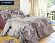A3075 KING/QUEEN/DOUBLE Size Bed Quilt/Doona/Duvet Cover Pillowcases Set New
