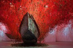 《掌の鍵》 2015 ヴェネチア・ビエンナーレ国際芸術展、日本館、イタリア