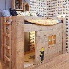 Cool Designs of Children Beds from Saartje Prum mybabydoo Big Girl Rooms Beds Children Cool Designs mybabydoo Prum Saartje