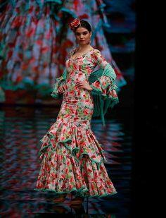Simof 2017: el desfile de Yolanda Moda Flamenca, en fotos