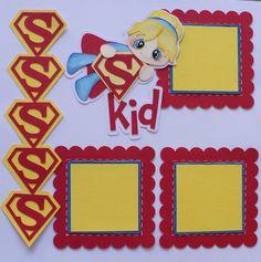 Super Kid Girl