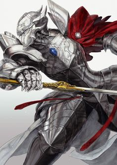 Drawing Comics Overlord, Touch Me, by Horocca - Post with 0 votes and 27 views. Overlord, Touch Me, by Horocca Fantasy Armor, Medieval Fantasy, Armor Concept, Concept Art, Character Drawing, Character Concept, Manga Anime, Anime Art, Super Anime