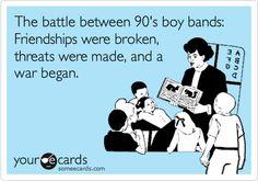 90s Boybands