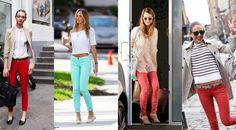 Capri Pants, Street Style, Suits, Colors, Fashion, Moda, Capri Trousers, Urban Style, Fashion Styles
