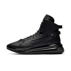 best wholesaler 66277 f2f7c Nike Air Max 720 SATRN Men s Shoe Size 6.5 (Black)
