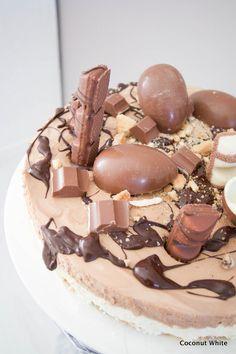 Oikein hyvää huomenta!     Jos olet ajatellut valmistaa pääsiäisen kunniaksi kahvipöytään tai jälkiruoaksi jotain terveellistä, kannattaa...