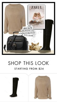 """""""Zaful 9/3"""" by erina-salkic ❤ liked on Polyvore featuring Kate Spade"""