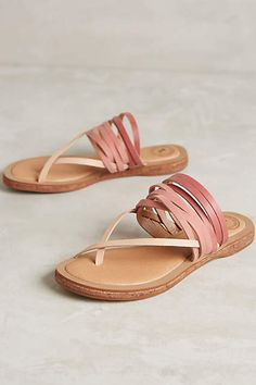 rugged yet sophisticated sandals