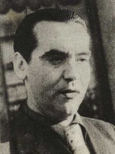 August 18, 1936 Lorca arrested and killed  Arrest of the poet and playwright Federico Garcia Lorca by Nationalists in Granada. He is subsequently shot dead.