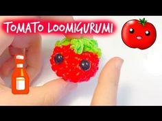 Pencil Tutorial Rainbow Loom Kawaii Loomigurumi/Amigurumi Hook Only - YouTube
