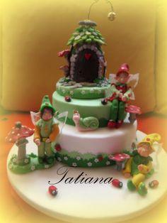 FOLLETTI CAKE