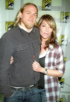 Charlie & Katey - Sons of Anarchy                              …