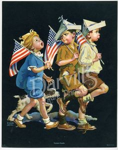 Image detail for -Vintage prints of 'boys being boys' from the 1930s and 1940s
