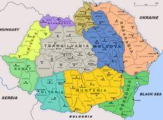 Romania mare historic provinces of United Romania map Romania Map, Republica Moldova, Mall Of America, North America, Country Names, Royal Caribbean Cruise, Black Sea, Beach Trip, Beach Travel
