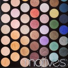 This gorge #eyeshadow palette is available NOW for purchase! #makeup #MotivesCosmetics #MotivesforLaLa