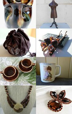 Choco-shop-a-holic -- TEMPT team by Maile Baldwin on Etsy--Pinned with TreasuryPin.com