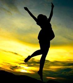 Joyful free spirit