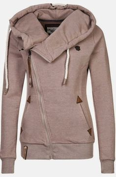Adorable Comfy And Cozy Light Grey Hoodie
