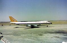 SAA 747 Jan Smuts airport apron 70's - Please share your old SAA/SAL pics