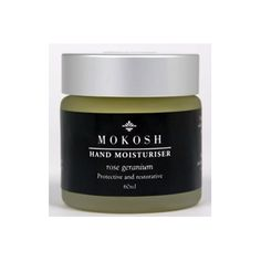 Mokosh #hand #moisturiser is rich in unrefined #shea #butter which is renowned for its restorative and protective properties, leaving the skin soft and supple. It contains a blend of nutritious oils for maximum delivery of nutrients to hard-working hands.