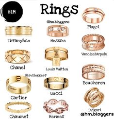 Rings Cute Jewelry, Gold Jewelry, Jewelry Rings, Jewelery, Jewelry Accessories, Vintage Jewelry, Jewelry Design, Crystal Jewelry, Vintage Silver