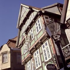 Celle in Germany has one of the most beautiful old towns.