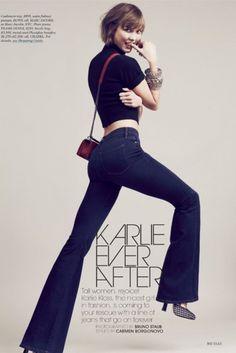 EDITORIAL - O valor dos clássicos do jeans na Elle - Notícias - Guia JeansWear : O Portal do Jeans