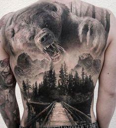 3d Tattoos, Large Tattoos, Animal Tattoos, Body Art Tattoos, Geisha Tattoos, Mens Tattoos, Wicked Tattoos, Chicano Tattoos, Irezumi Tattoos